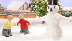 Těšte se na zimní radovánky s Patem a Matem