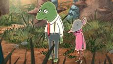 Gordon a Paddy – svérázná dvojka policistů z animovaného lesa