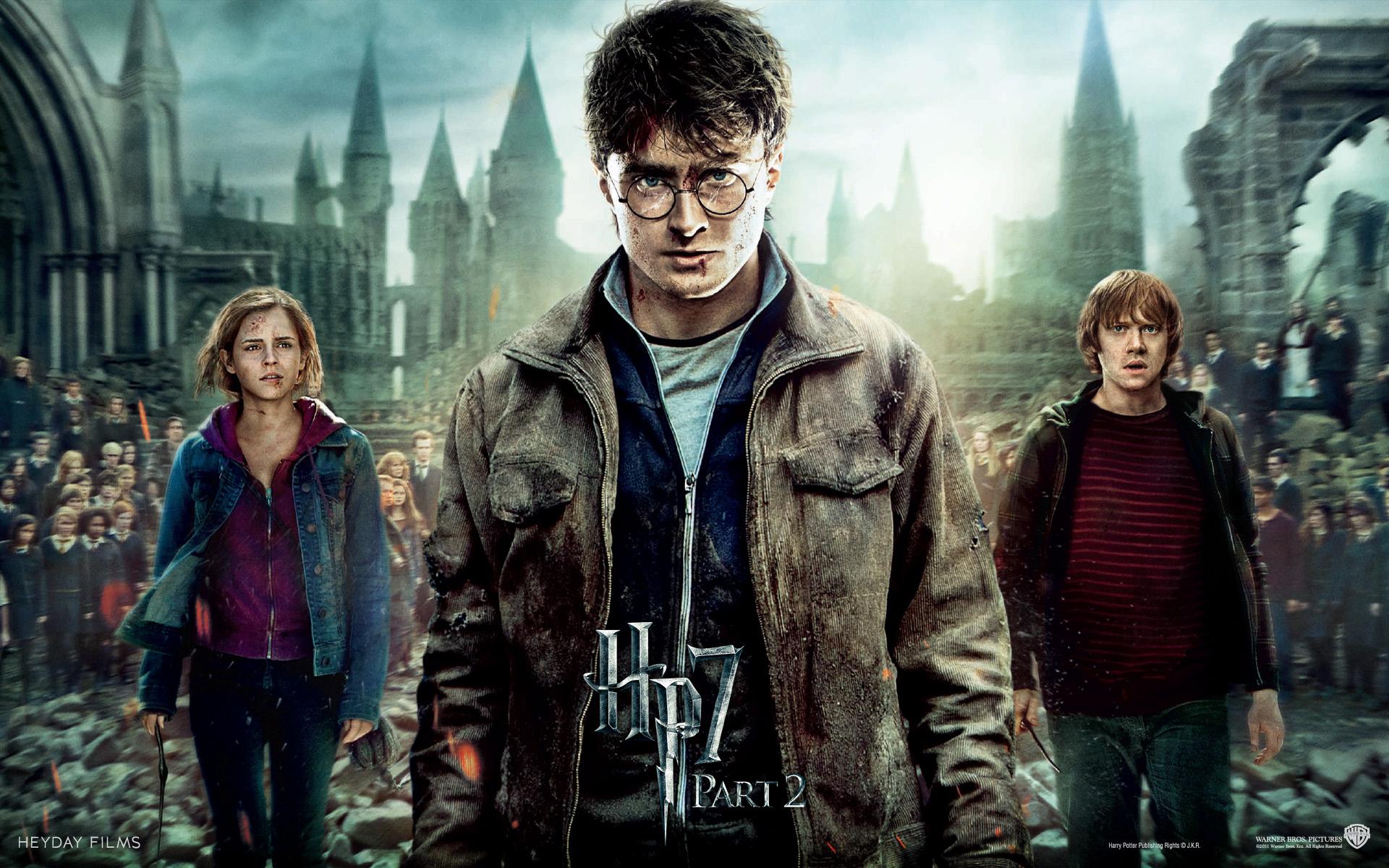 Postavy z Harryho Pottera