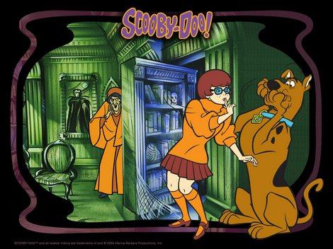 Velma se vše snaží vysvětlit vědecky